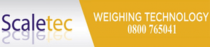Scaletec Weighing Technology Company Logo