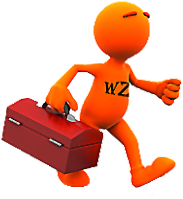 WrightZone Business Consulting 3D Man